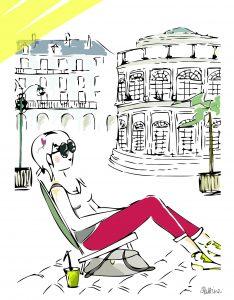 Illustration Justine Prigent