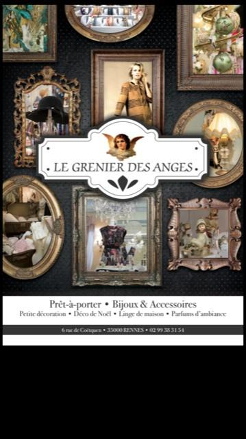 """Résultat de recherche d'images pour """"le grenier des anges rennes"""""""